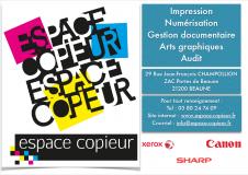 Espace-copieur